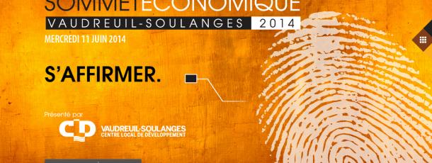 Sommet économique Vaudreuil-Soulanges