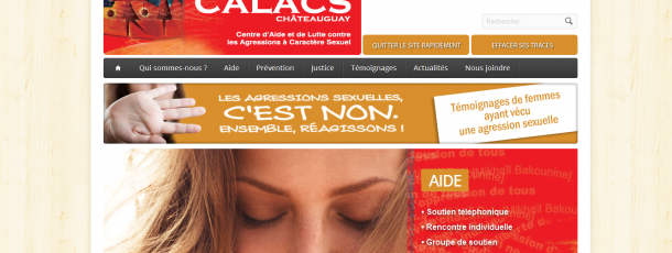 CALACS Chateauguay