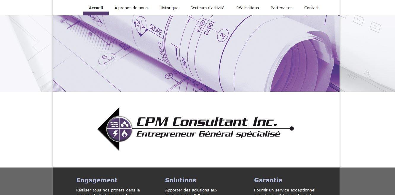Cpm consultant acxcom for Web design consultant
