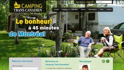 Camping Trans-Canadien