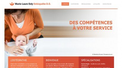 Marie-Laure Osty – Ostéopathie